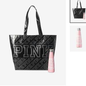 Pink Victoria secret handbag